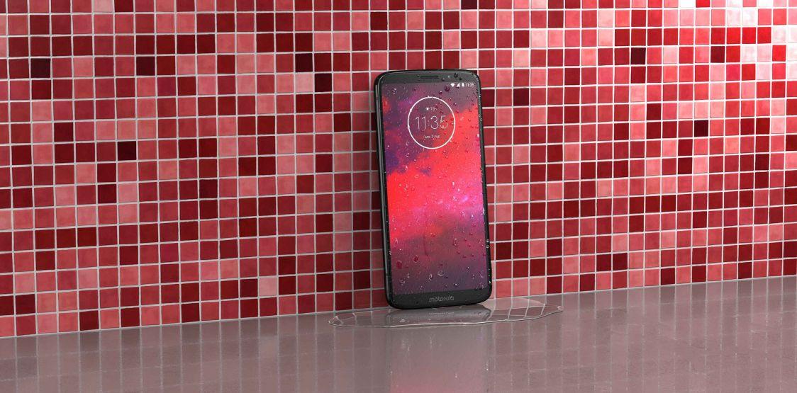 MrMobile tar en titt på Motorola Moto Z3