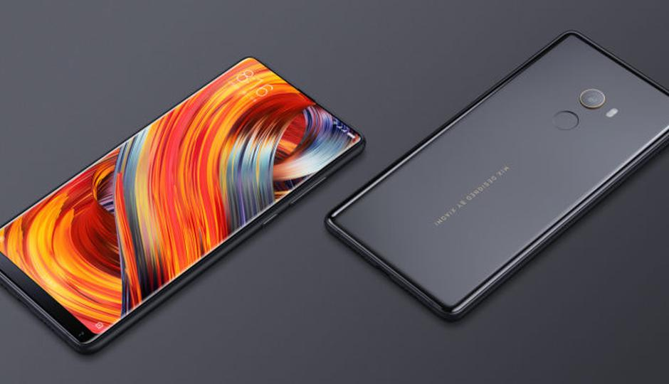 Betatesta Android 9.0 Pie på Xiaomi Mi Mix 2S