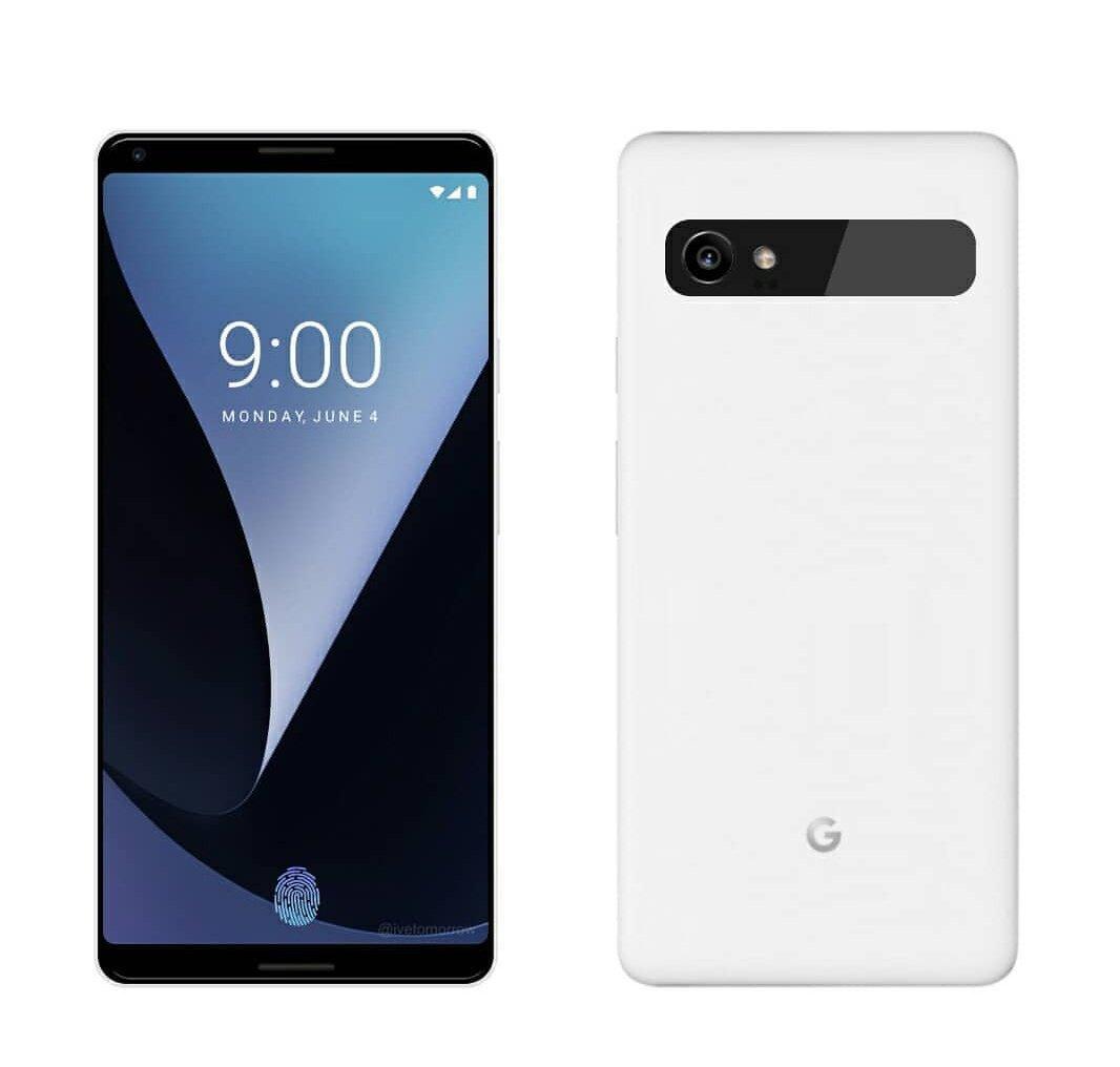 Google Pixel 4 och Pixel 4 XL sägs vara 5G-förberedda