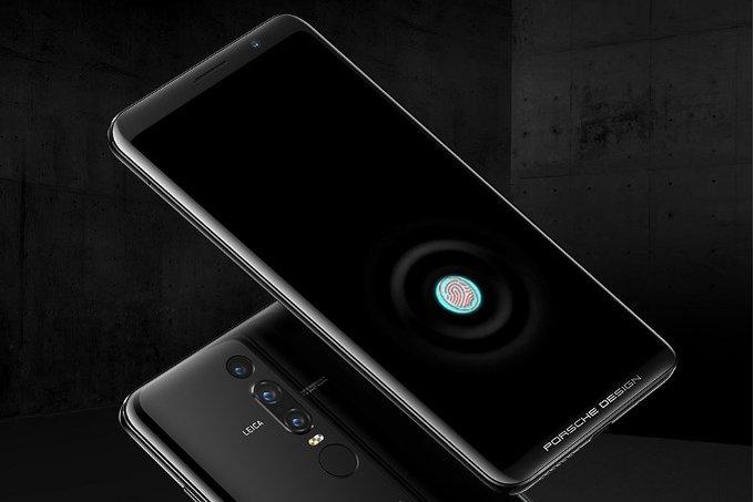 Huawei Mate 20 Pro sägs få samma typ av fingeravtrycksläsare som Galaxy S10