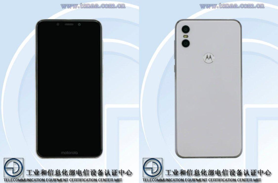 Motorola One åker genom TENAA – bild och specifikationer