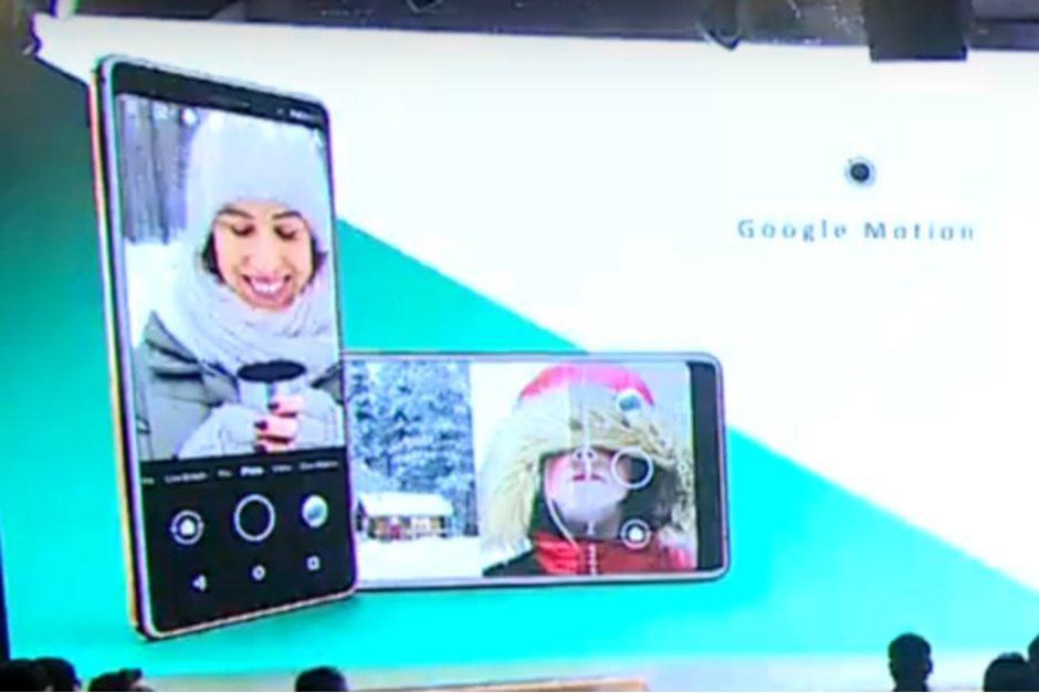 Nokia presenterar nytt kameragränssnitt