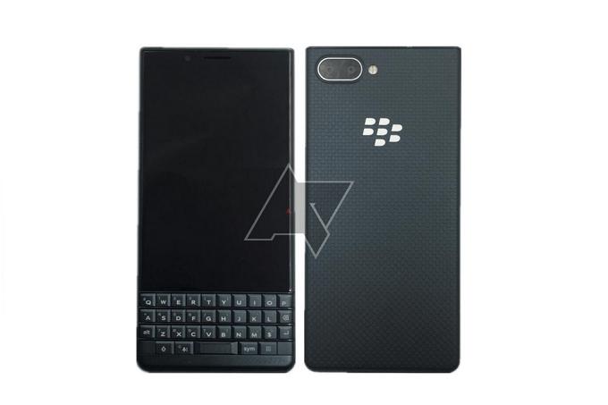 Bild och specifikationer på BlackBerry KEY2 LE