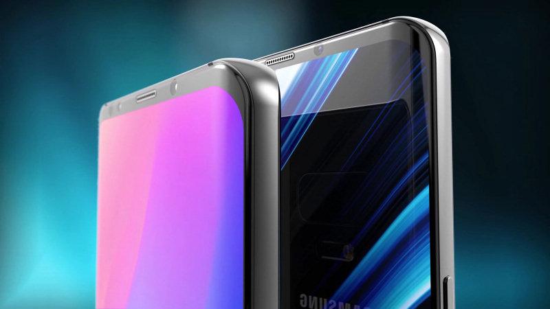 Så här kan Galaxy S10-telefonerna komma att se ut!