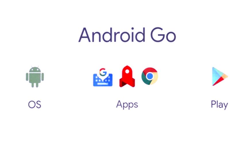 Här är Android 9 Pie (Go Edition)