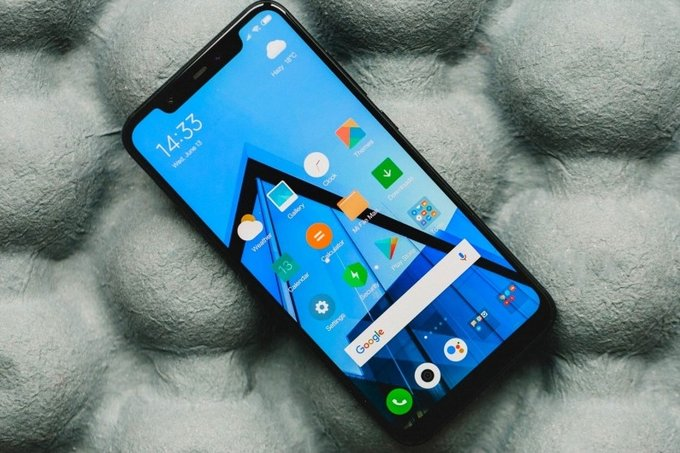 Videos på Xiaomi PocoPhone F1 bekräftar det mesta om mobilen