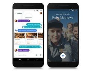 Google Duo får stöd för tablets