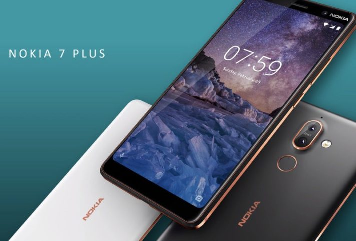 Nokia 7 Plus får Android 9.0 Pie