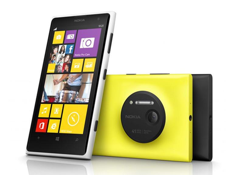 Kommande Nokiamobiler kommer använda PureView-kameror