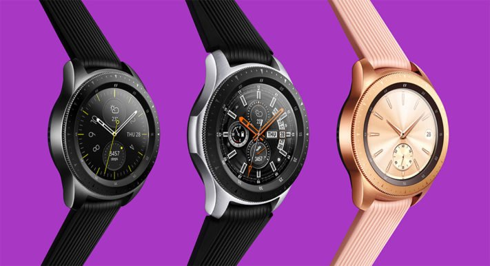 The Verge tar en titt på Samsung Galaxy Watch