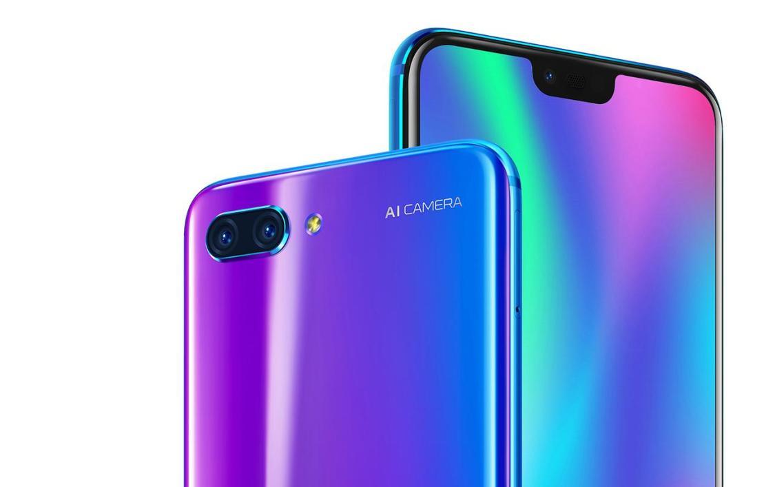Honors första 5G-mobil kommer 2019