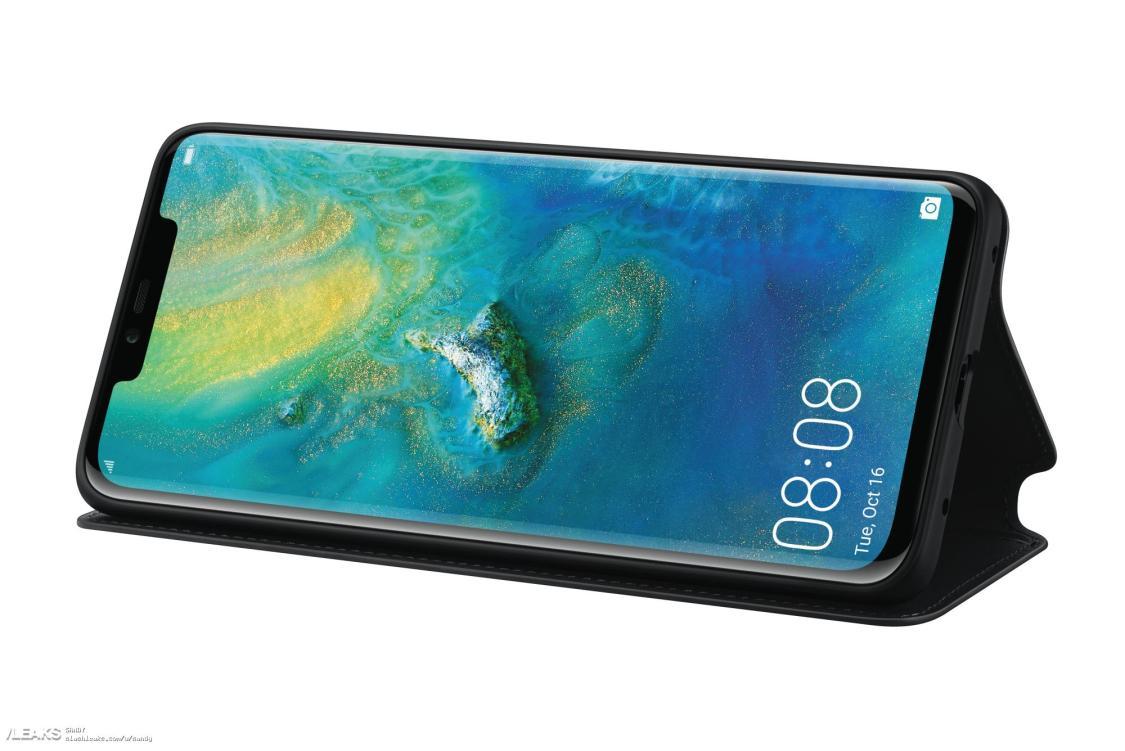 Officiella bilder på Huawei Mate 20 Pro