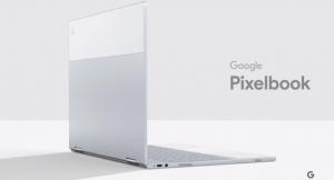 Google Assistent upptäckts i Pixelbook