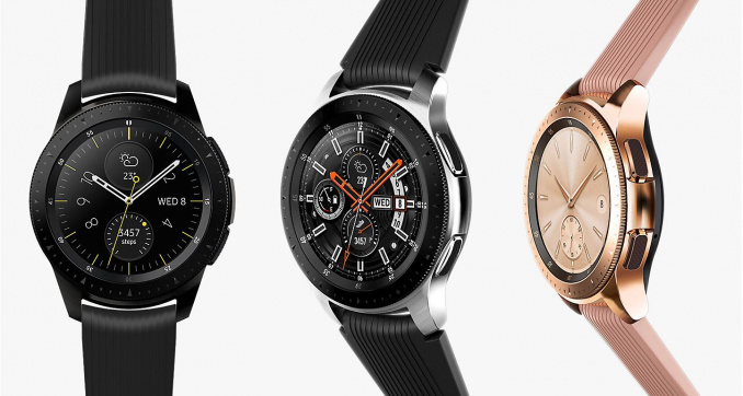 Mr.Mobile spanar in Samsung Galaxy Watch