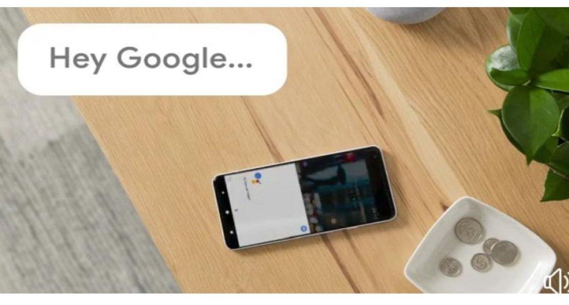 Pixel 3 XL skymtas med Google Assistent