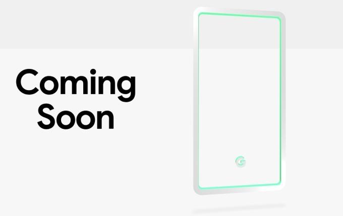 Pixel 3 ser ut att bli tillgänglig i tre färger
