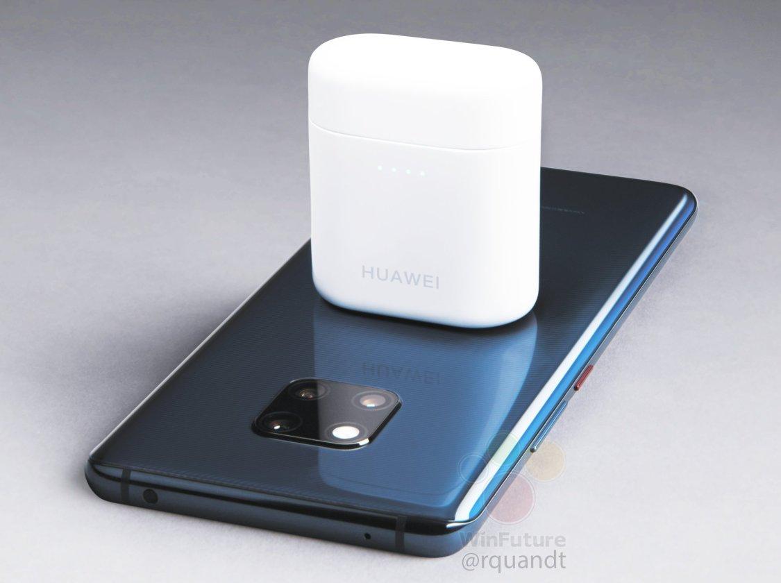 Ny bild på Huawei Mate 20 Pro bekräftar att telefonen kommer få ett hörlursuttag