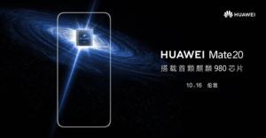 Ny bild på Huawei Mate 20