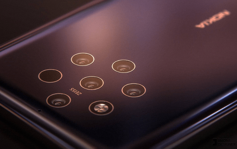 Kan det här vara panelen till Nokia 9?