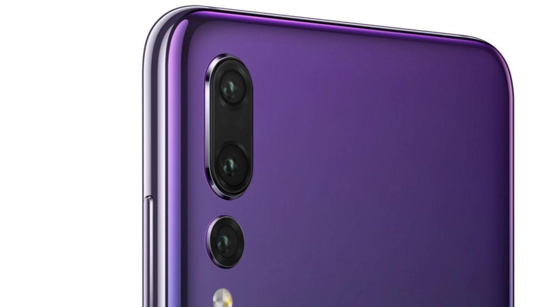 Huawei P30 Pro sägs få 5G och avancerade bakre kameror