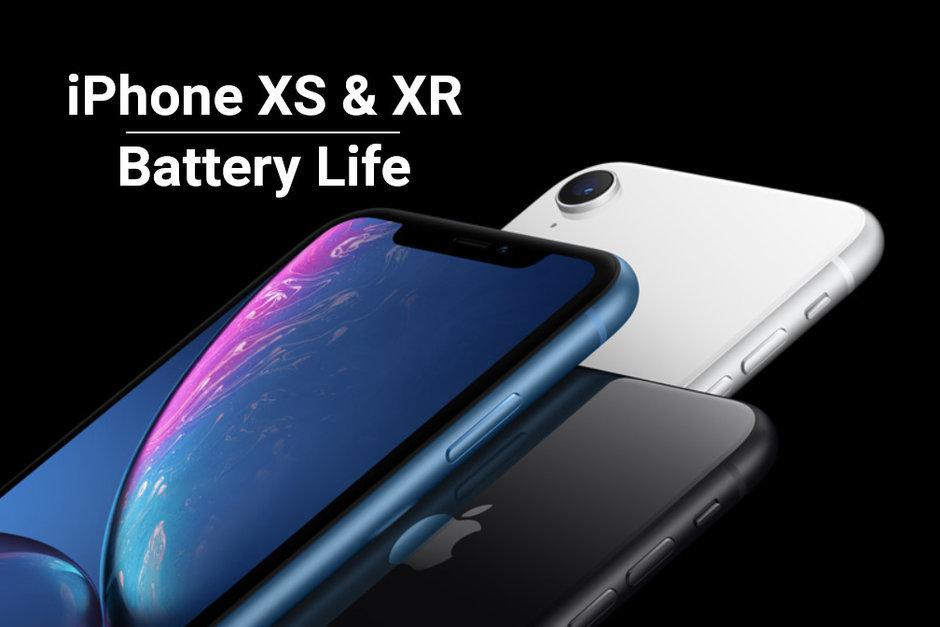 Så stora batterier har iPhone XR, Xs och Xs Max