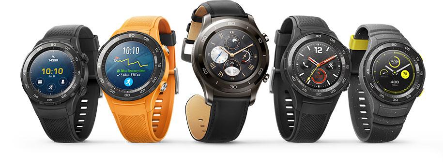 Huawei och Honor har nya smarta Wear OS-klockor på ingång!