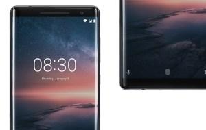 Nokia 8 Sirocco erhåller ny uppdatering