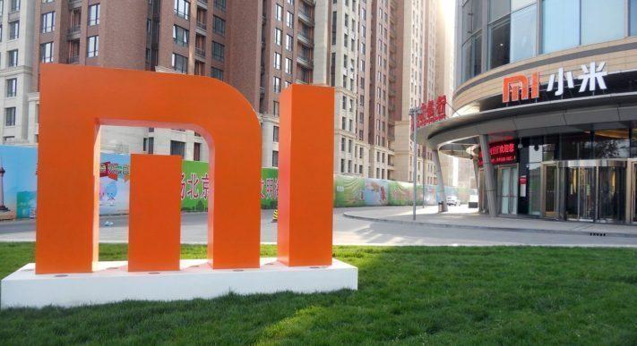Xiaomi Mi Mix 3 fastnar i video