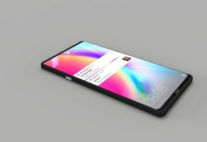 Kommer någon framtida mobil se ut som Xperia Zi?