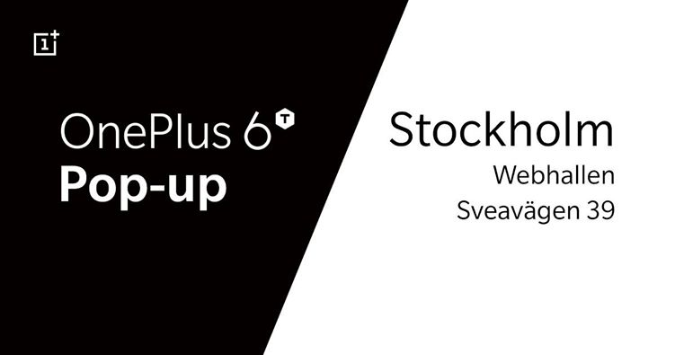 OnePlus bjuder in till fan-träff!