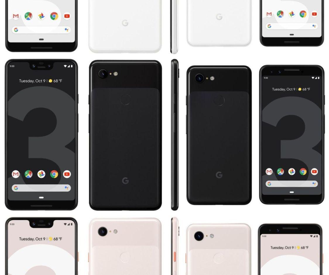 Proffsvideo visar hur bra kamera Google Pixel 3 och 3 XL har