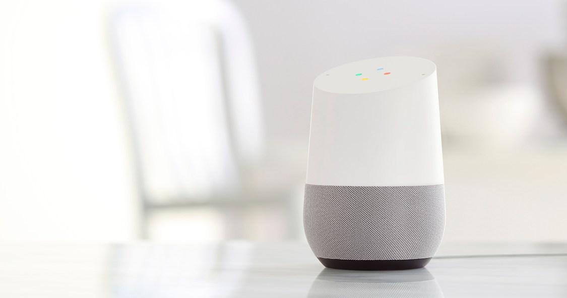 Google Home-högtalarna erhåller Digital Wellbeing