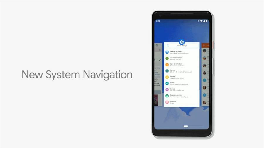 Google Pixel 3 och Pixel 3 XL har endast stöd för en navigeringstyp