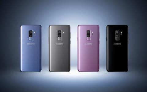 Samsung Galaxy S9 och S9+ erhåller ny uppdatering, förbättrar främre kamerans kvalitet
