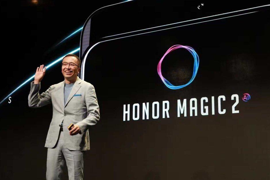 Huawei Honor Magic 2 ser ut att bli tillverkarens första mobil med fyra bakre kameror