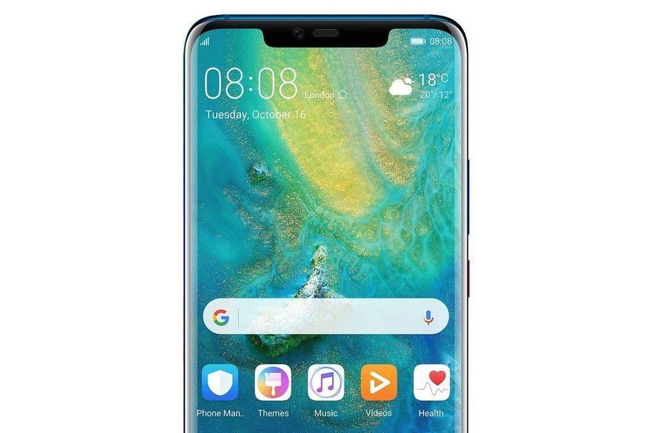"FaceID i Huawei Mate 20 Pro ""inte säker"""