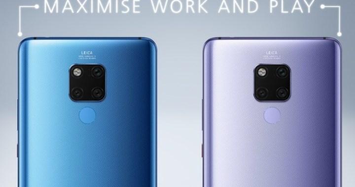 Huawei Mate 20X presenterad!