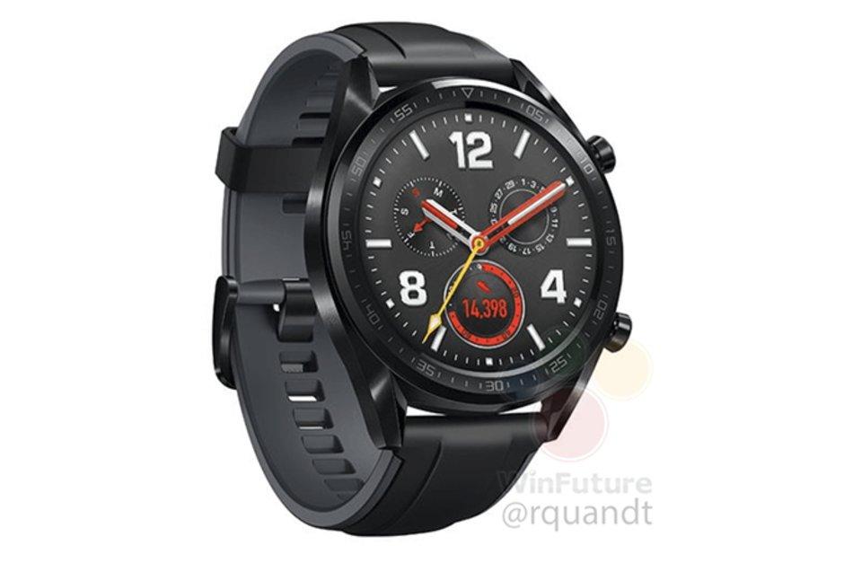 Huawei Watch GT kommer inte köra Wear OS