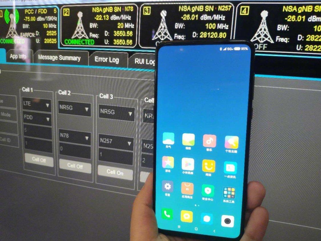 Xiaomi Mi Mix 3 kommer få 960 FPS (bekräftat)