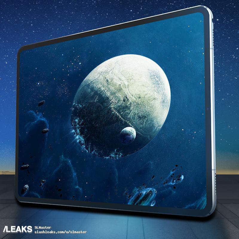 Så här ser årets iPad Pro ut!
