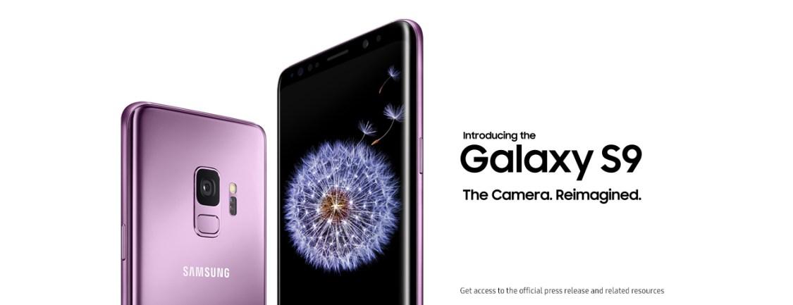 Samsung Galaxy S9 kommer snart få betan av Android 9 Pie