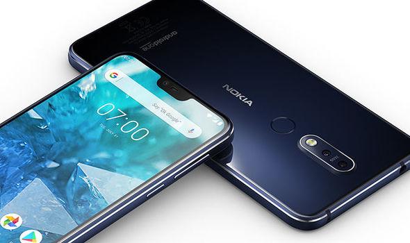 Nokia 7.1 Plus åker fast i benchmark