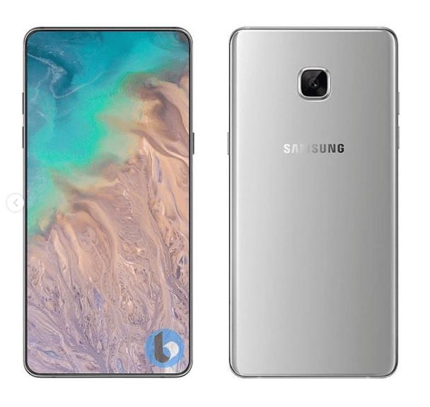 Samsung Galaxy S10 saknar ett hörlursuttag (spekulation)