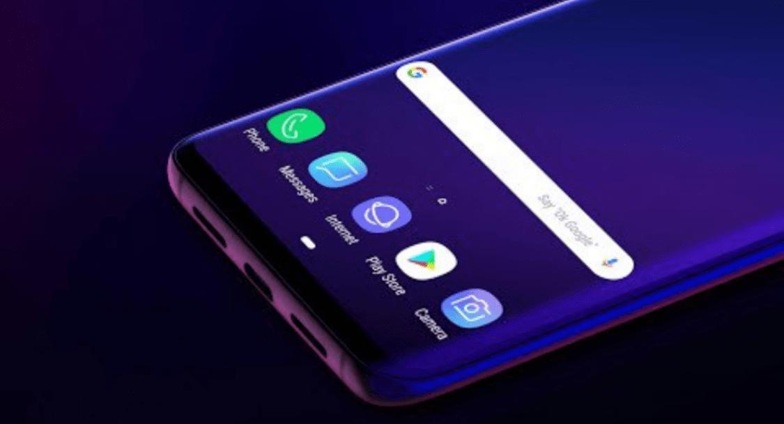 Så här kommer du navigera i systemet till Samsung Galaxy S10