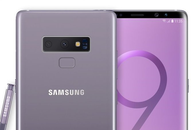 Rykte: Samsung Galaxy Note 10 får en 6,7 tumsskärm