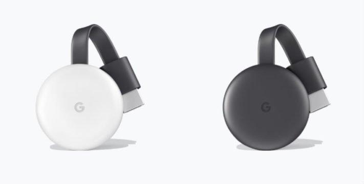 Varför finns nya Chromecast i vitt? #slöseri
