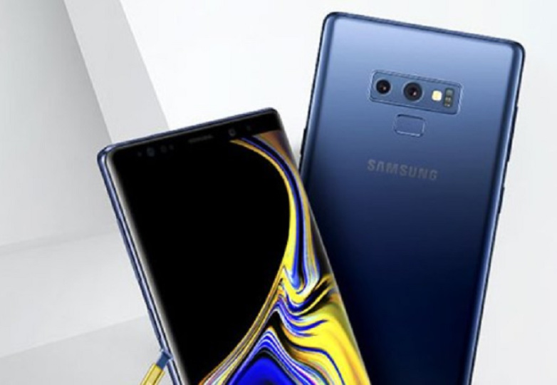 Samsung Galaxy Note 9 har nu sålts i 1 miljon exemplar i Sydkorea