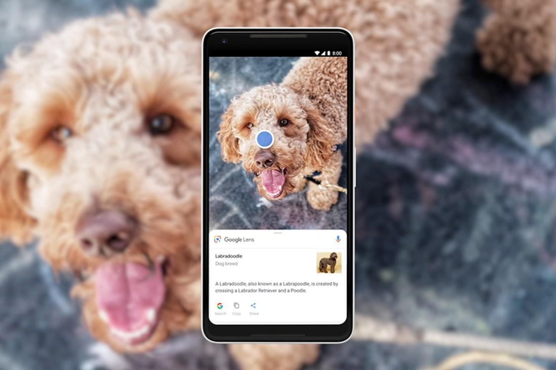 Google Lens fungerar nu offline
