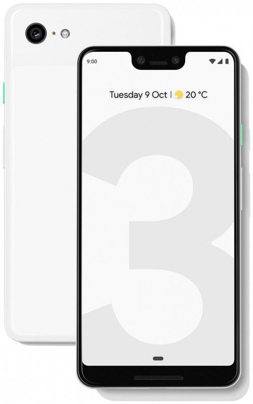 Google presenterar Pixel 3 XL