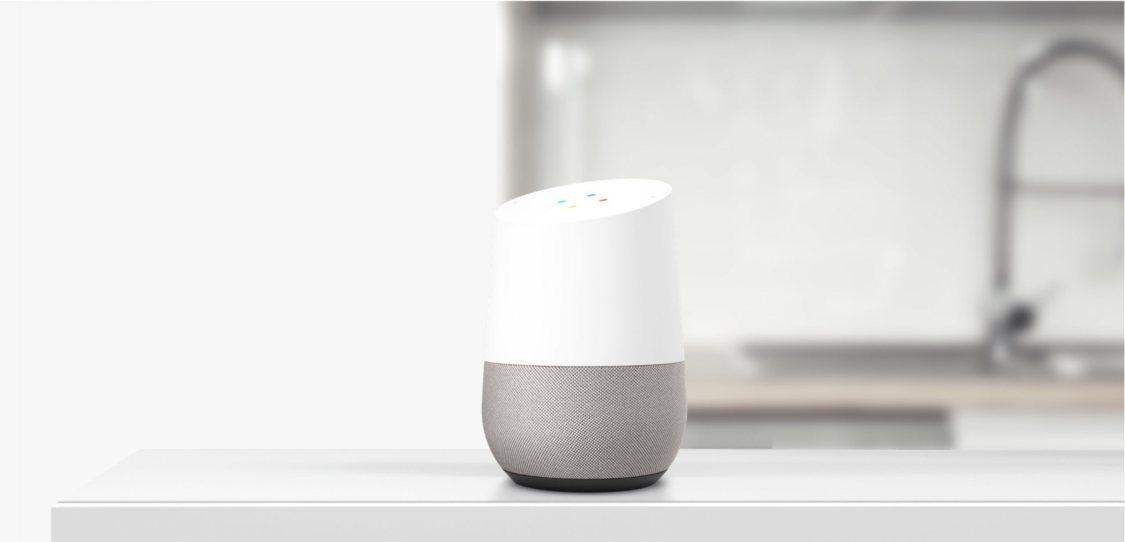 Nu finns Google Home och Home Mini att köpa